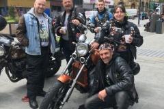 Jokers pit crew at Globe MCC Bike Show