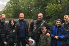 Ride out to Rivington Barn